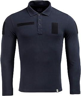 M-Tac Tactical Performance Polo Shirt for Men Cotton 65//35 Military Mens T-Shirt