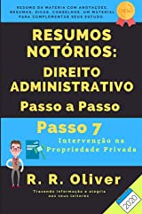 Resumos Notórios: Direito Administrativo Passo a Passo - Passo 7 - 2020 Capa comum