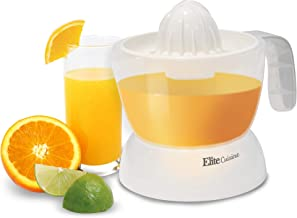 Elite Cuisine ETS 411 BPA Free Electric Citrus Juicer