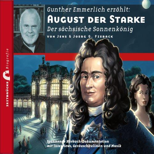 Page de couverture de August der Starke - Der sächsische Sonnenkönig