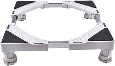 Wasmachine Standaard, Koelkaststandaard, Verstelbare Wasmachine Basis Met Beweegbare Basis Telescopische Meubelrol Verrijd...