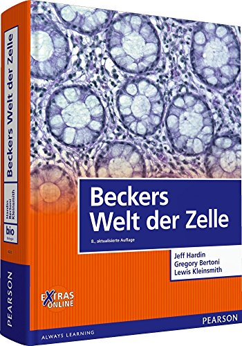 Beckers Welt der Zelle (Pearson Studium - Biologie)