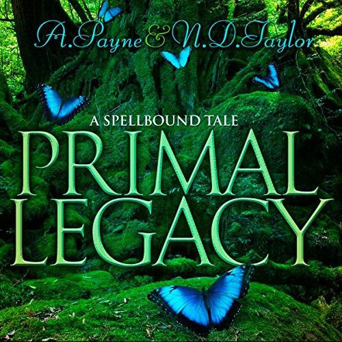 Primal Legacy audiobook cover art