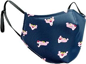 Herbruikbaar stofmasker Pink Panther Navy Head
