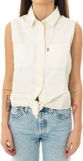 Levi's Alina Tie Short Sleeve Shirt