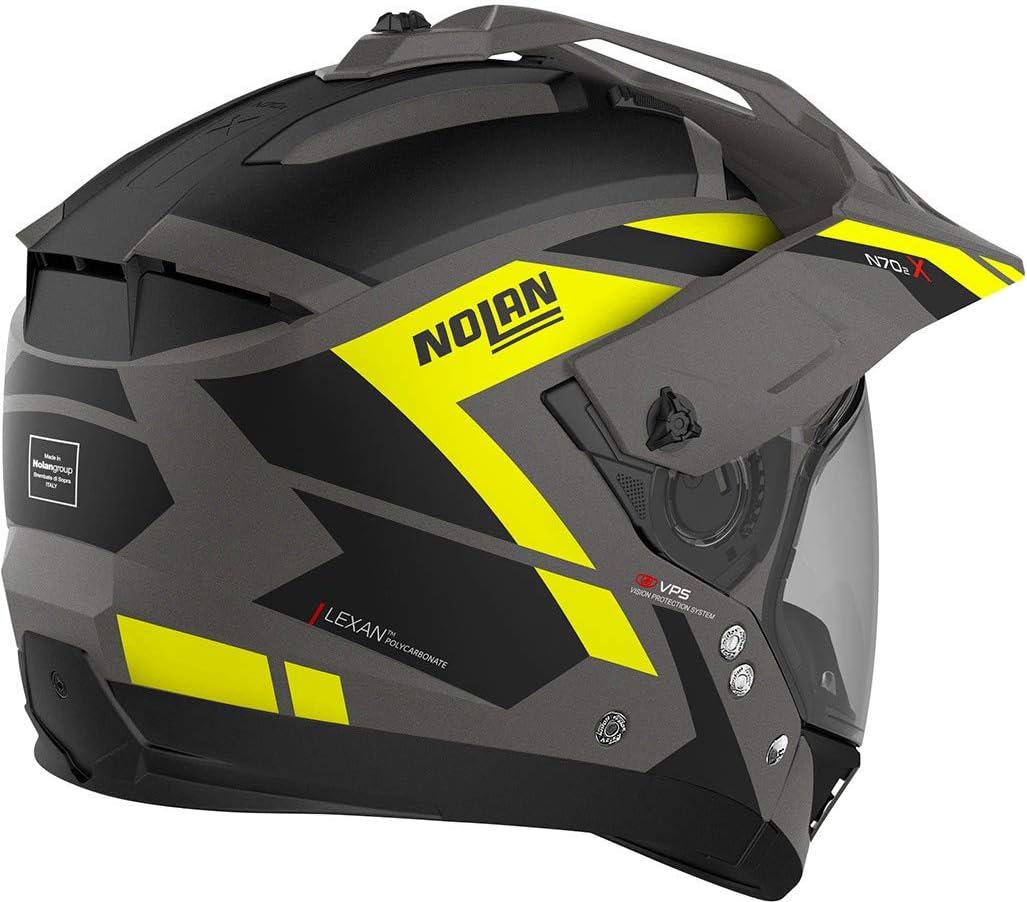 Nolan Unisex N70 2 X Grandes Alpes N Com Helmet Auto