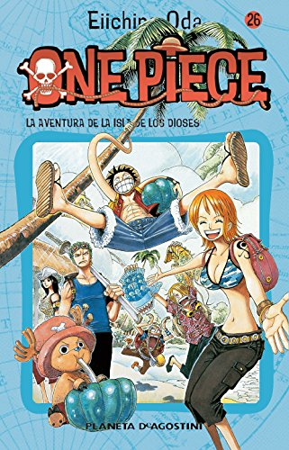 One Piece nº 26: La aventura de la Isla de los Dioses (Manga Shonen)