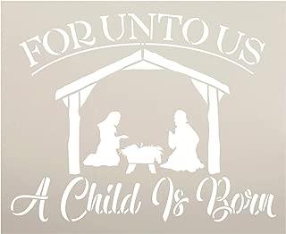 Best paper nativity scene template Reviews