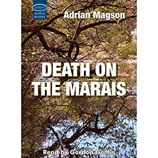 Death on the Marais cover art