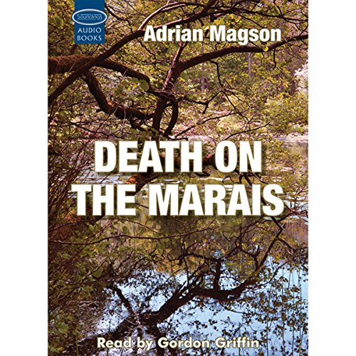 Death on the Marais audiobook cover art