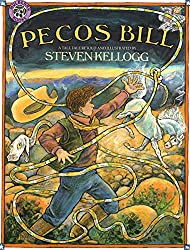 American folk hero Pecos Bill