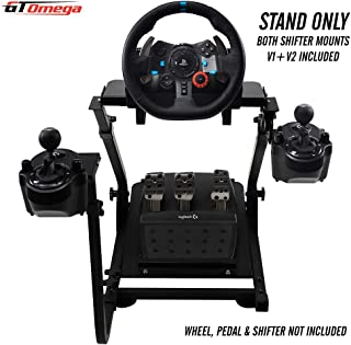 gt omega steering wheel stand instructions
