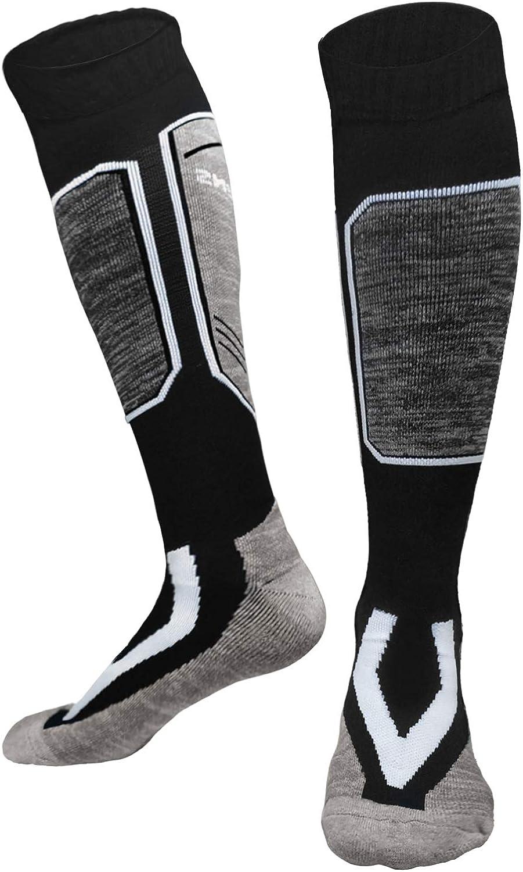 Ski Socks High Popular overseas Performance Thick Snow Skiing Thickening security W Socks-