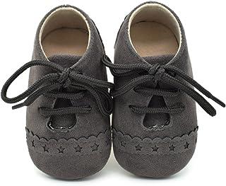 أحذية رياضية للأطفال الرضع من Dukars بتصميم نعل ناعم من الدانتيل