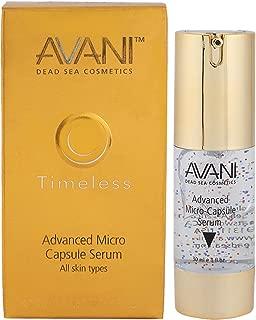 Avani Dead Sea Timeless Advanced Micro-capsule Serum Net. 1 FL. OZ.