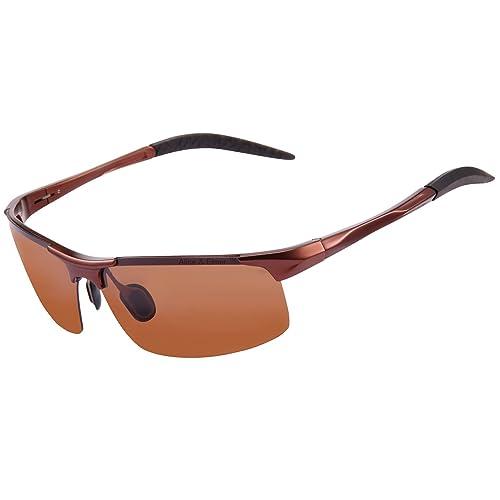 35d9dd3fcf1 Alice   Elmer Al-Mg Ultralight Frame Polarized Sunglasses