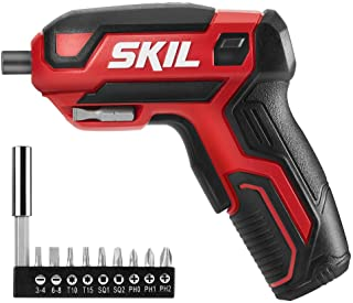 SKIL Rechargeable 4V Cordless Screwdriver - SD561801