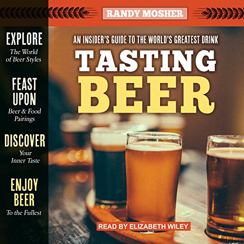 Tasting Beer, 2nd Edition audiobook cover art