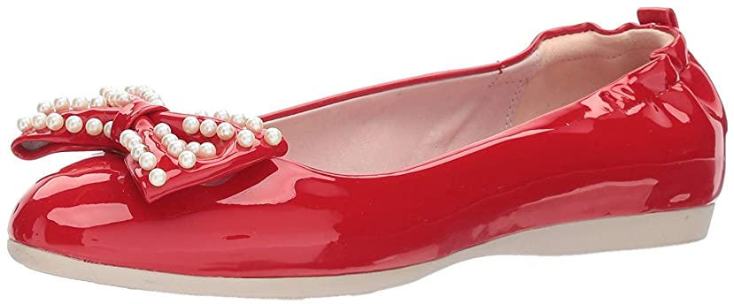 欲しいですスプリット補足[Pin Up Couture] Women's IVY-09 Ballet Flat [並行輸入品]