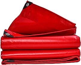 Wang Zware zeildoek PVC waterdicht dekzeil met oogje voor tuinmeubilair/autobescherming/zonnescherm tent, 0,5mm, 550g/m² k...