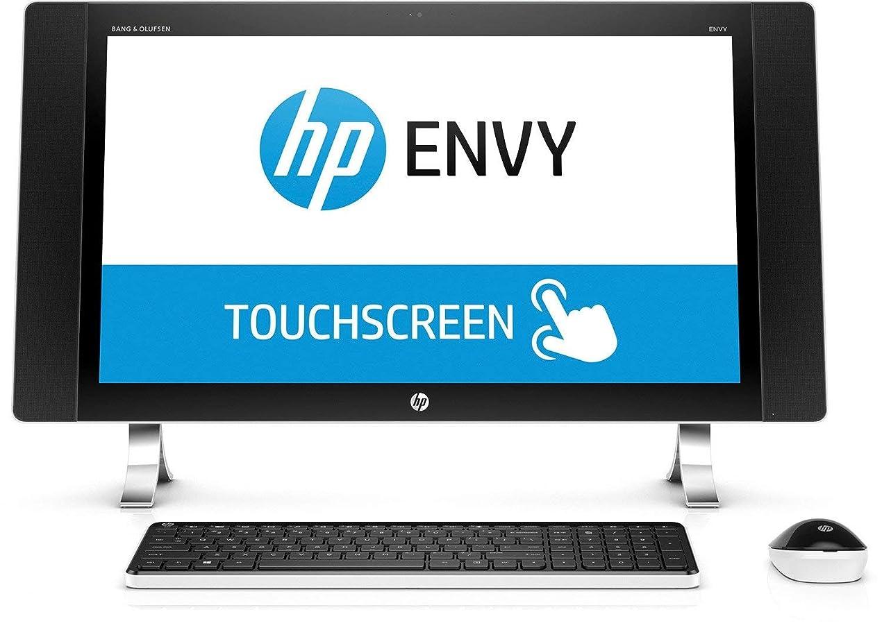 株式会社コントローラ日付付きHP ENVY 24-n014 All-In-One Desktop PC - Intel Core i5-6400T 2.2GHz 8GB 1TB Windows 10 Home (Certified Refurbished) [並行輸入品]