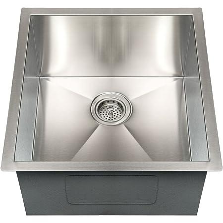 Barclay Psssb2088ss Telly 19 Ss Undermount Prep Sink