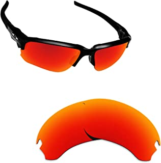 Alphax Polarized Replacement Lenses/Accessories for Oakley Flak Draft OO9364 - Multiple Options