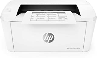 HP Laserjet Pro M15a World's Smallest Black-and-White Monochrome Laser Printer W2G50A (Includes Toner and USB Cable) (Rene...
