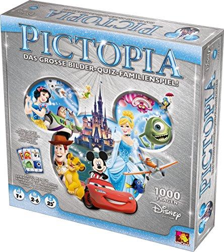 Asmodee 002793 - Juego de Mesa - Disney Pictopia