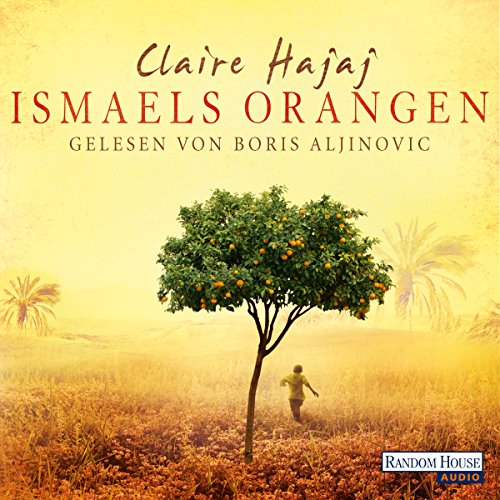 Ismaels Orangen audiobook cover art
