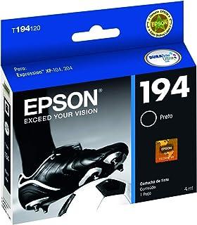 Cartucho de Tinta Epson 194 Preto T194120 para XP-204 XP- 214