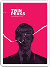 KoutYukshop Sticker Motion Picture Twin Peaks 17 Movies Video Film (3