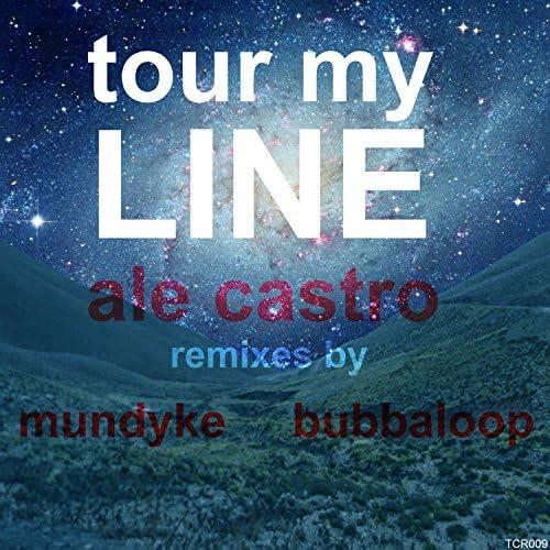 Ale Castro, Walther LP, Bubbaloop & Mundyke