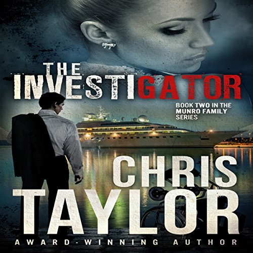 The Investigator Titelbild