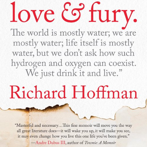 Love and Fury audiobook cover art