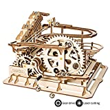 ROKR Puzzle 3D Madera Mechanical Gears DIY Building Kit Modelo...