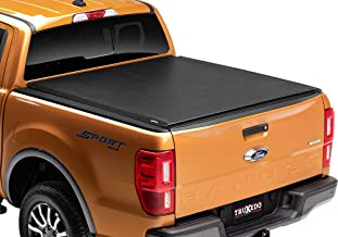 Truxedo 523201 Lo Pro Soft Roll Up Truck Tonneau Cover fits 2020 Jeep Gladiator with Trail Rail System, 5' Bed