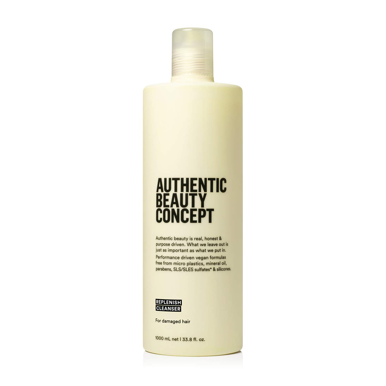 Authentic Beauty Concept Replenish Cleanser Shampoo Damaged National products Max 72% OFF