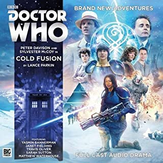 Doctor Who -The Novel Adaptations: Cold Fusion