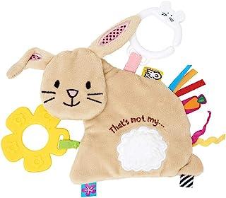 Rainbow Designs That's Not My Bunny Comforter