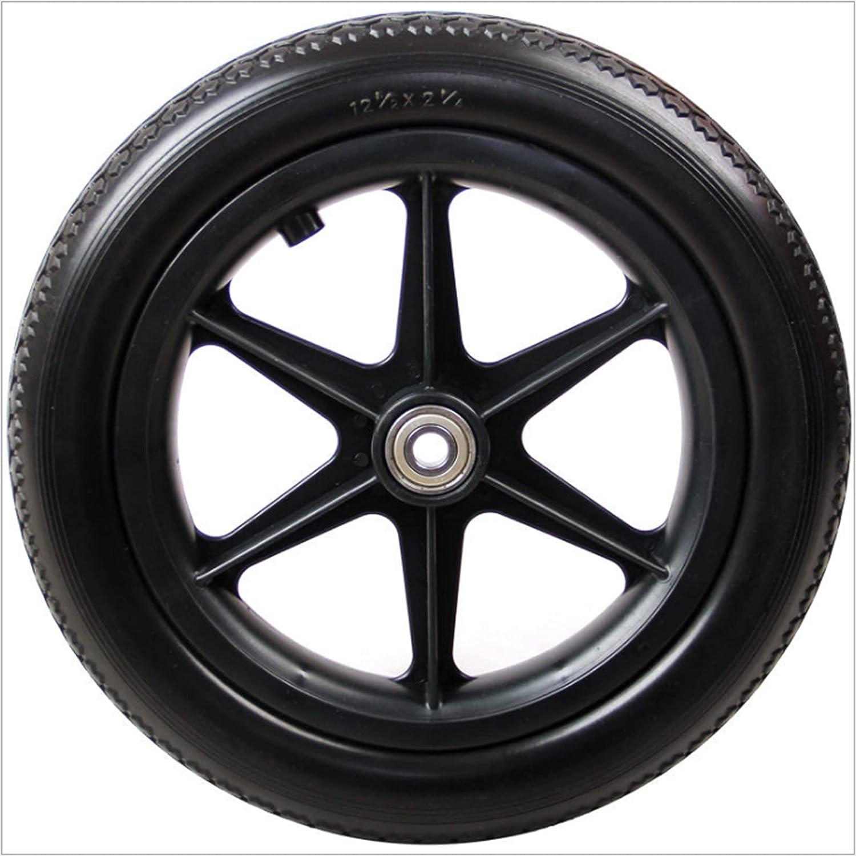 OLDSAN Wheelchair Casters Solid Wheels Max 56% OFF Rear Rep Wheel Branded goods