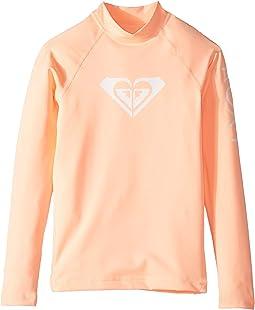 5c48daf2a1c874 Roxy whole hearted short sleeve rashguard | Shipped Free at Zappos