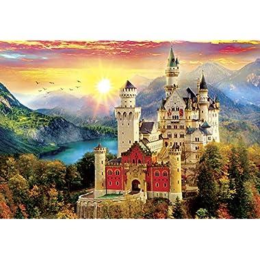 Buffalo Games - Aimee Stewart - Castle Dream - 2000 Piece Jigsaw Puzzle
