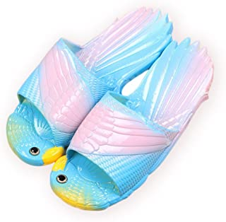 cAoku Bird Animal Slippers Summer Beach Sandals Shower Slippers Wear for Women Child Baby Casual Shoe