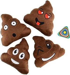 Emoji Poop Pillow 5