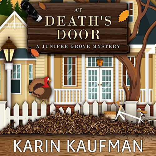 At Death's Door cover art