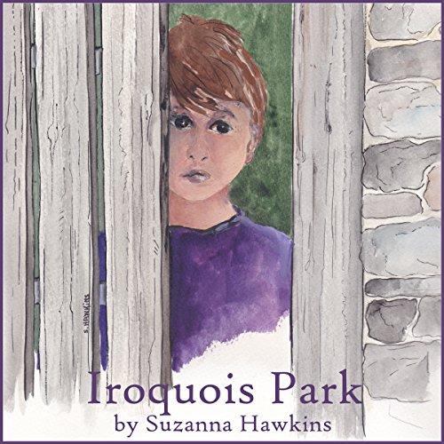 Iroquois Park audiobook cover art