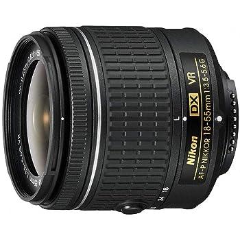 Nikon 標準ズームレンズ AF-P DX NIKKOR 18-55mm f/3.5-5.6G VR ニコンDXフォーマット専用