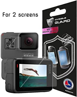 IPG Gopro Hero 5-6 Black Camera 2 inç Ekran Koruyucu, 2 Adet