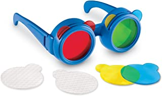 Learning Ressources Colour Mixing Glasses